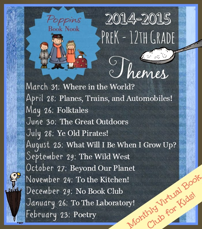 Poppins Book Nook Themes 2014 - 2015