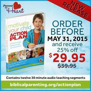 Motivate Your Child Action Plan for $29.95